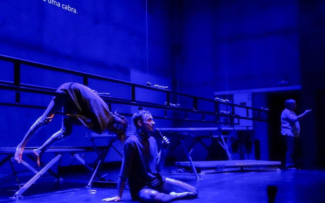 Laboratório de dança com a Niepce | 2018
