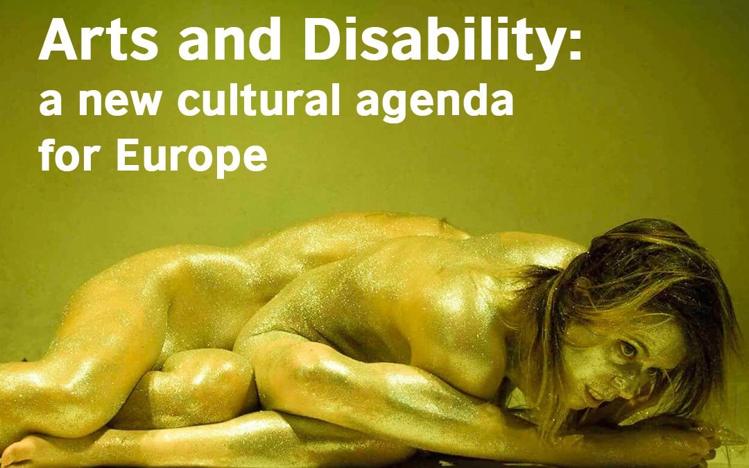 ARTS AND DISABILITY